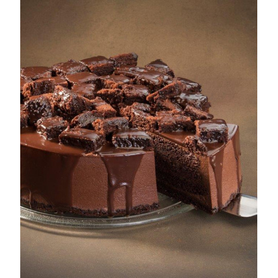 Death By Chocolate slice
