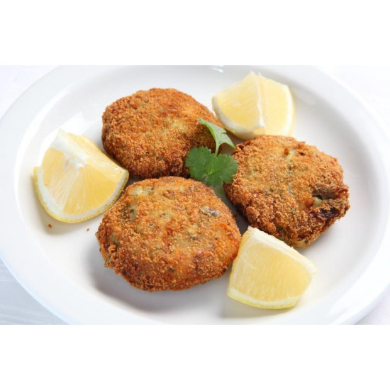 Fish Cakes  (3 Portion)