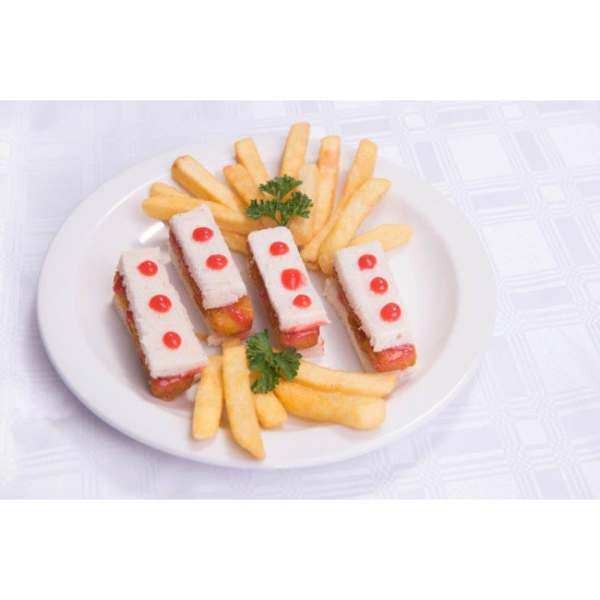 Fish Fingers and Fries